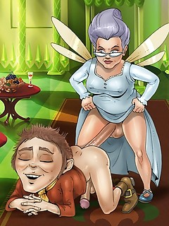 Shemale Cartoons Pics